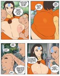 Άβαταρ τελευταία πορνό κόμικς